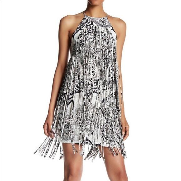 Parker Dresses & Skirts - Parker fringe dress